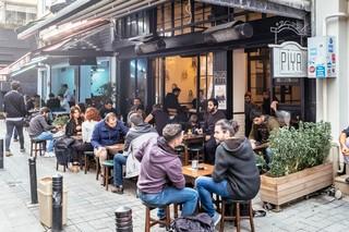 Kaçak Thé Illégal Istanbul