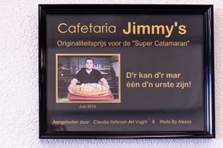 Cafetaria Jimmy's Super catamaran