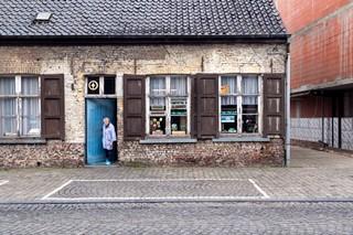 Cafe-De-Tijger-Jabbeke-buiten-Jef-Van-den-Bossche