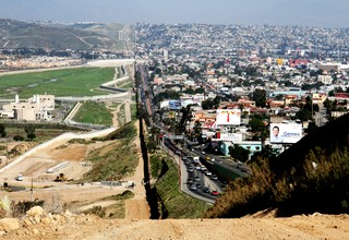 Tijuana-Border_USA_Mexico