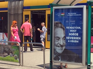 How Hungary helped make George Soros the ultimate villain to nationalists around the world