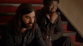 1543260370274-Charles-Bradley-and-Tom-Brenneck_Living-on-Soul-by-Jeff-Broadway-and-Cory-Bailey