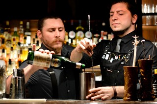 1543271342749-Americo-J-Borzone-and-Martin-Tummino-behind-the-bar-at-The-Harrison-Speakeasy