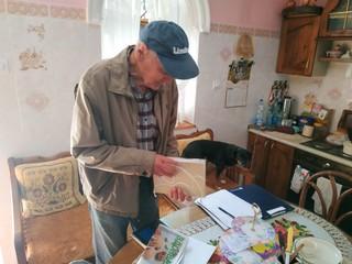 Siniša Pavić u svom radnom okruženju
