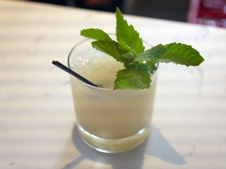 Cocktail Rhum Piège à Souris