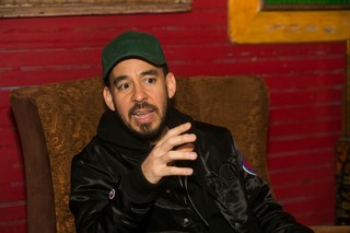 Mike Shinoda Listens to 'Reign In Blood':