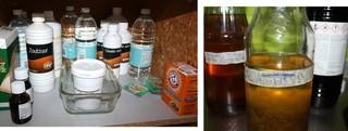 ingredienten voor drugs