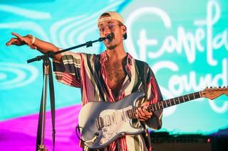 Hodari no festival Favela Sounds