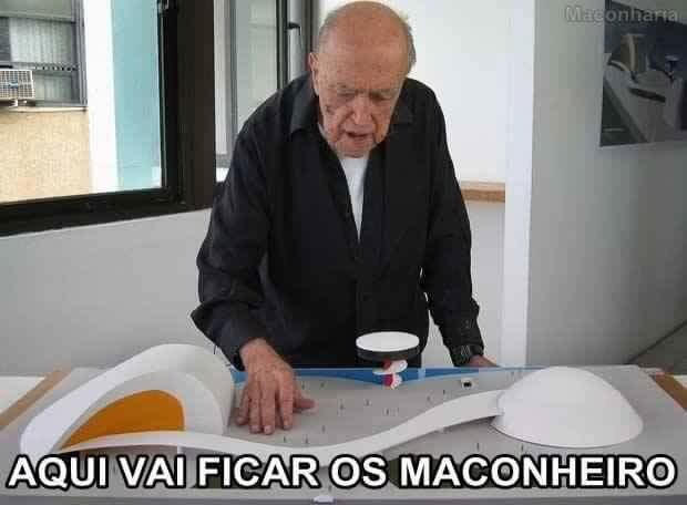 Meme do Niemeyer