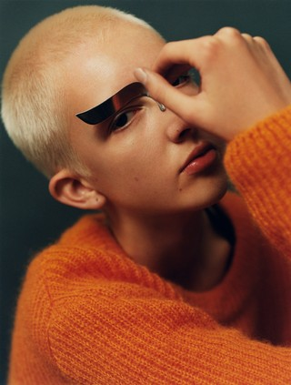 finn buchanan by felicity ingram for i-d magazine