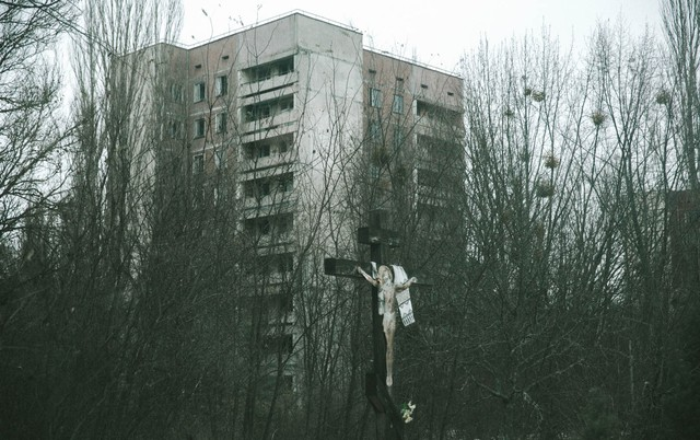 We Went to a Rave in the Ruins of Chernobyl - VICE