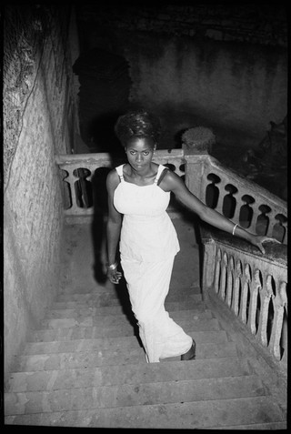 Malick Sidibe, Nuit de 31 December, Mali, 1969, 2011.  Courtesy of the McKinley Collection.