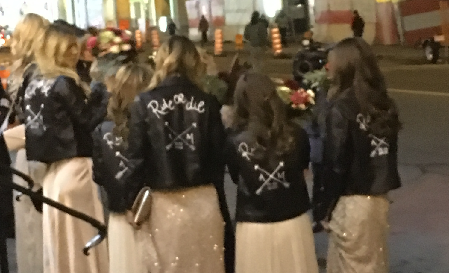 A Dispatch from the Hells Angels Wedding Event of the Season