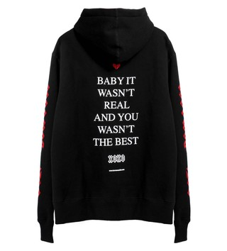 anti romance hoodie
