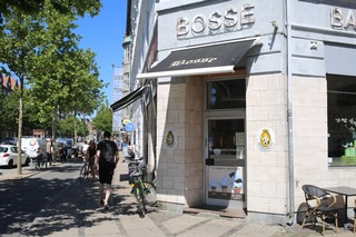 Bosse Bageri på Østerbro