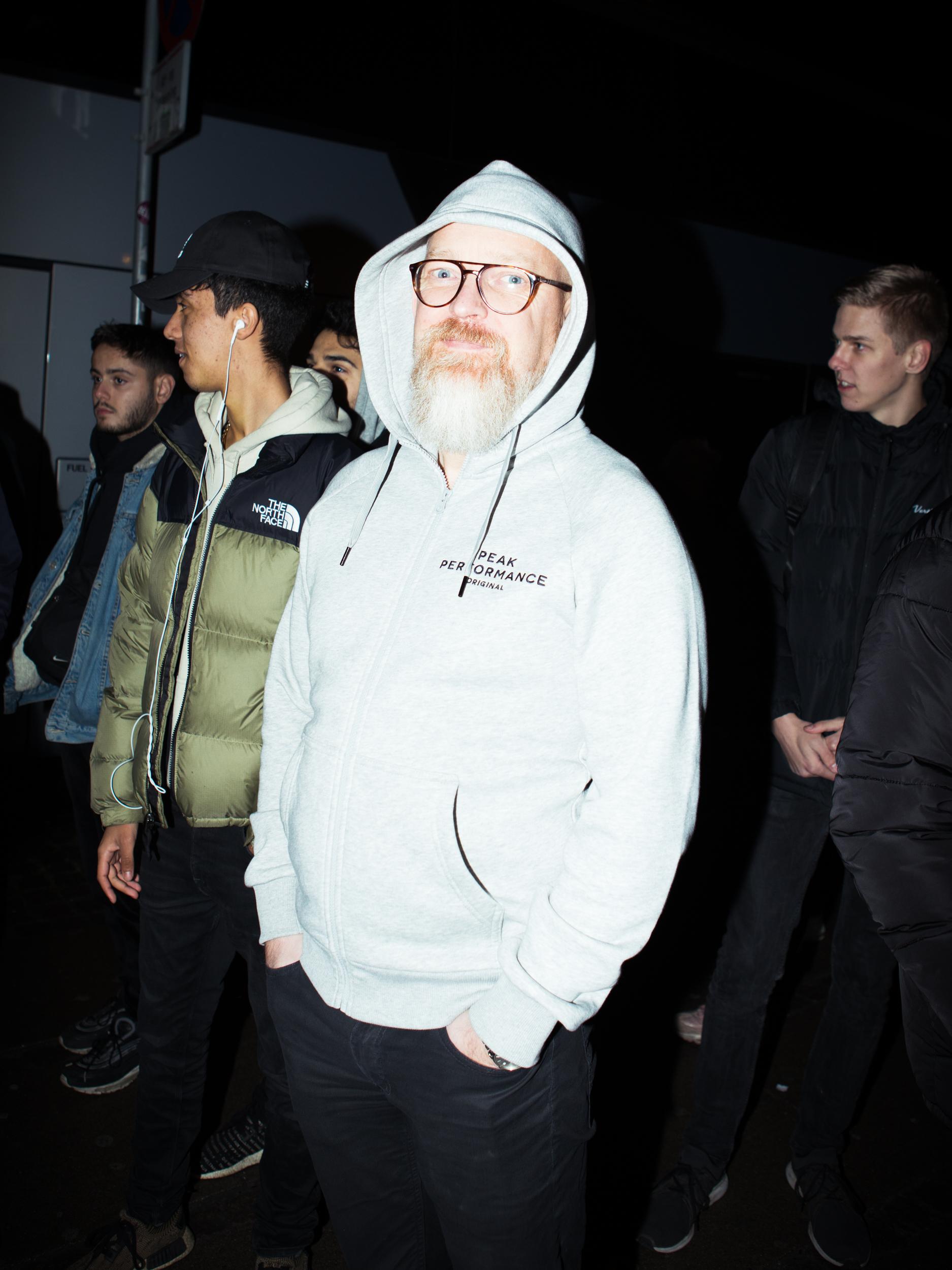 Dansk fan til Lil Pump i Vega 2018