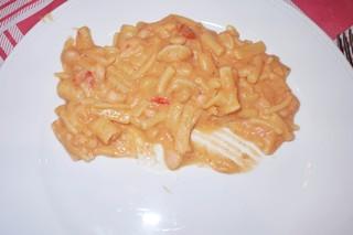Pasta-e-patate napoletana
