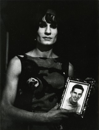 Lisetta Carmi, I travestiti, 1965-971, courtesy Galleria Martini & Ronchetti.