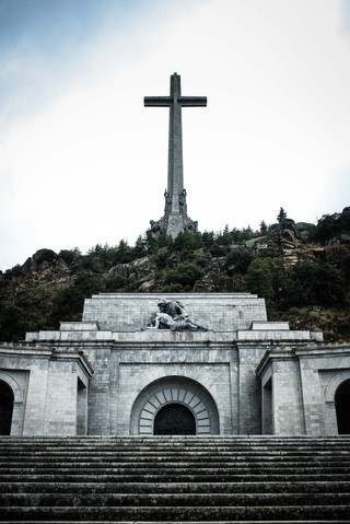 Visiting-the-Valley-of-the-Fallen-General-Franco-Valle-de-Los-Caidos-Spain-Madrid-Fascism4
