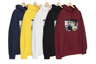 Supreme's Nan Goldin hoodies
