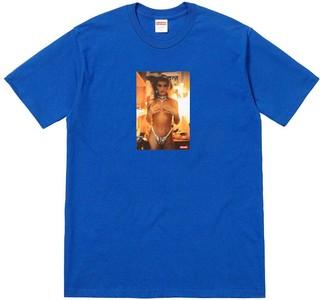 Nan Goldin's Kim In Rhinestones tshirt for Supreme