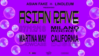 asian rave martina may california