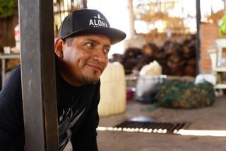 Alonso at Lalocura palenque