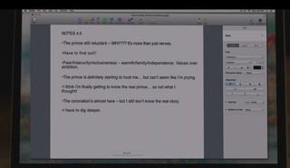Notes journalistiques