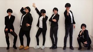Die sechs Annegret-Anwärterinnen in einem Bild
