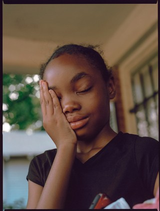 a girl oklahoma