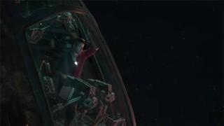 Robert Downey Jr. in space.