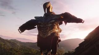 Thanos's armor
