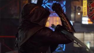 Hawkeye as Ronin