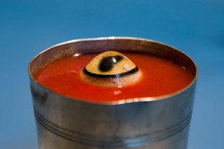 sheep eye soup