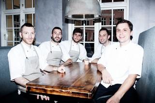 Kokke på Restaurant Brace i København