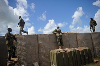 US operations Africa