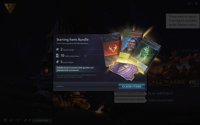 Artifact' Isn't a Game on Steam, It's Steam in a Game - VICE