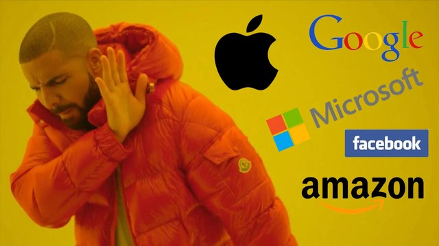 How I Quit Apple, Microsoft, Google, Facebook, and Amazon - VICE
