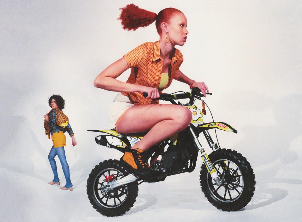 DDP x i-D Pocket Bike