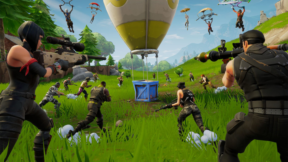 does pubg run on epic games engine