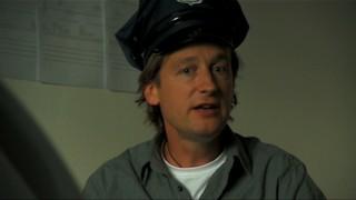 Filmemacher Jan Henrik Stahlberg kurz vor der Bluwater-Aktion