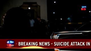 Videomaterial von dem vermeintlichen Anschlag