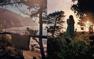 vicki king photographs a retreat in the big sur