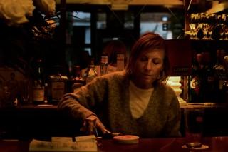 Daringman Bruxelles Bar Martine Schenkt