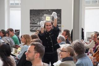Kristina op de achtste editie, twintig objecten van het moment suprême verwijderd. Foto: Kyle Tryhorn