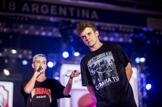 Arkano Red Bull Batalla de los Gallos Buenos Aires 2018