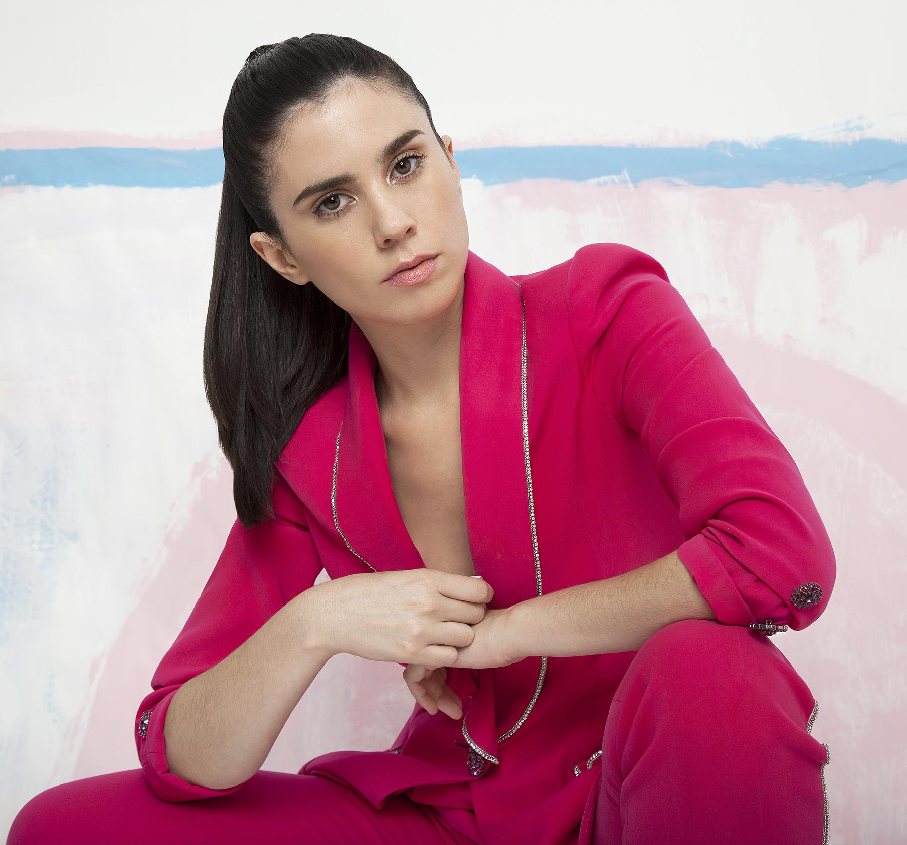 Javiera Mena, foto de Rodrigo Pérez