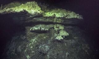 Jaich Maa cavern in the Pescadero Basin.