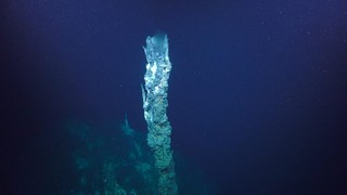 A hydrothermal vent in Jaich Maa.