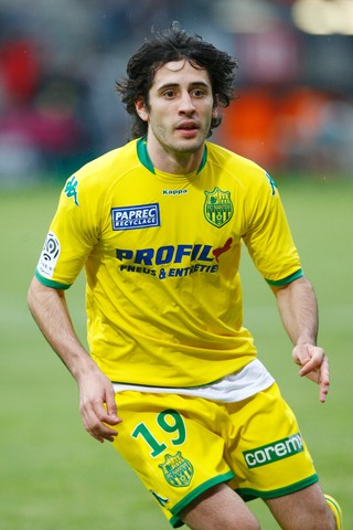 Babovic bij FC Nantes.
